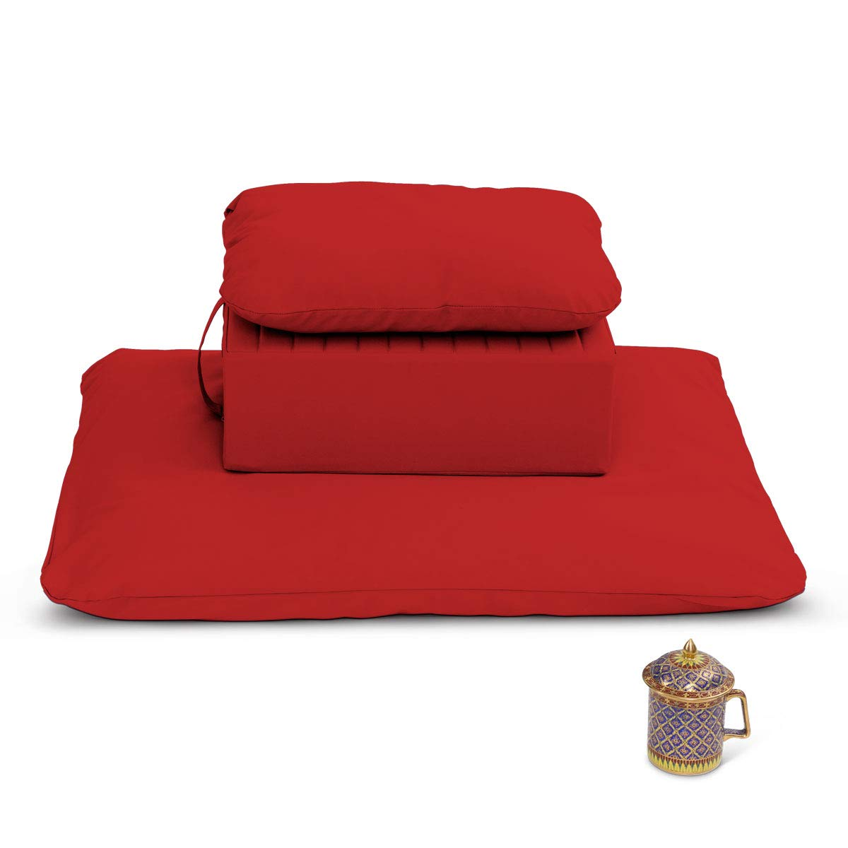 Samadhi Cushions Gomden Meditation Cushion