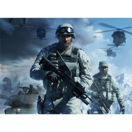 battlefield bad company poster - 4