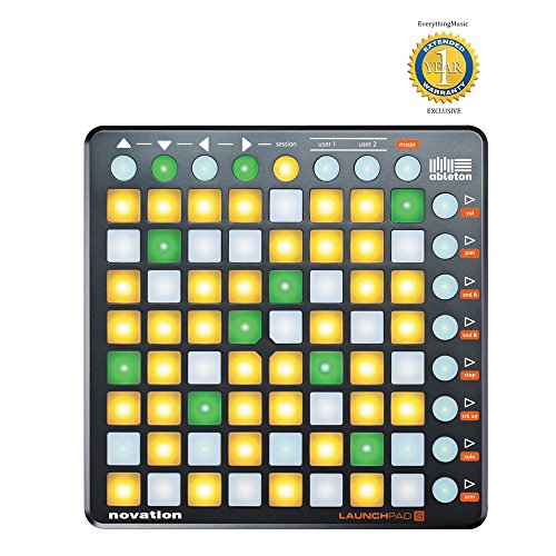 novation-launchpad-s-usb-midi-controller-with-1-year-free-extended-warranty