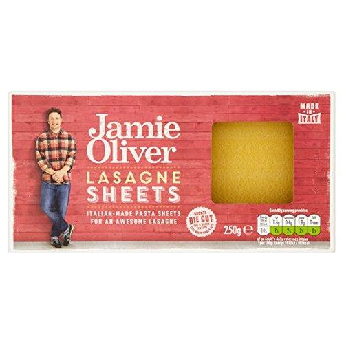 250g Jamie Oliver Llanura lasaña