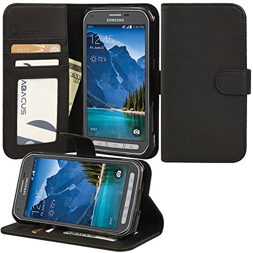 Galaxy Active Abacus24 7 Wallet Cover