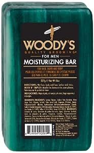 Woody's Moisturizing Bar, 8 Ounce