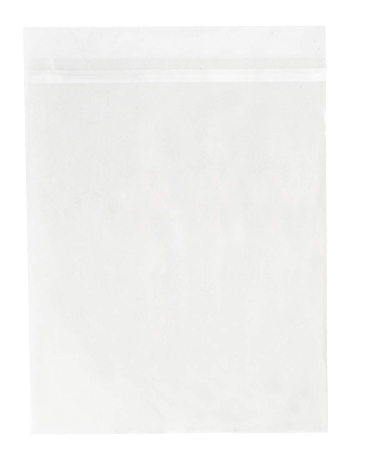Golden State Art, Pack of 100 11 1/4 x 14 1/8 Clear Bags for 11x14 Mat Matting by Golden State Art