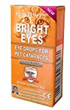 Ethos Bright Eyes™ Carnosine Eye Drops for Pets (Cats) Bright Eyes™ NAC Eye Drops for Pets as Seen on UK National TV with Amazing Results!