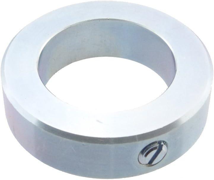 Stellringe DIN 705 Stahl galvanisch verzinkt leichte Reihe Form A 17-10 St/ück