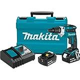 Makita XSF05T 18V LXT Lithium-Ion Brushless Cordless 2, 500 Rpm Screwdriver Kit (5.0Ah)