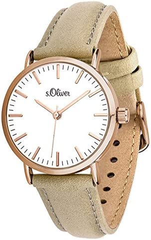 Montre Femme - s.Oliver Time SO-3333-LQ