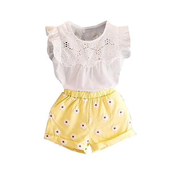 Conjunto de Falda de Chaleco para niñas, Vestido Plisado Conjunto de Dos Piezas de