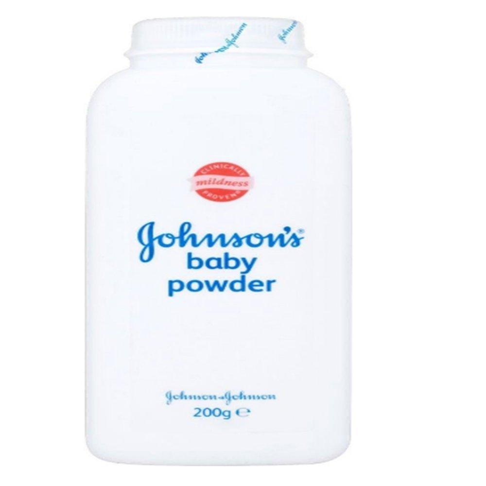Bebé Bundle 7 piezas - 200 x bastoncillos de algodón de Disney -1 x cepillo y peine Set -1 x divertido esponja - 1 Johnson s Baby Powder 200 g - con ...