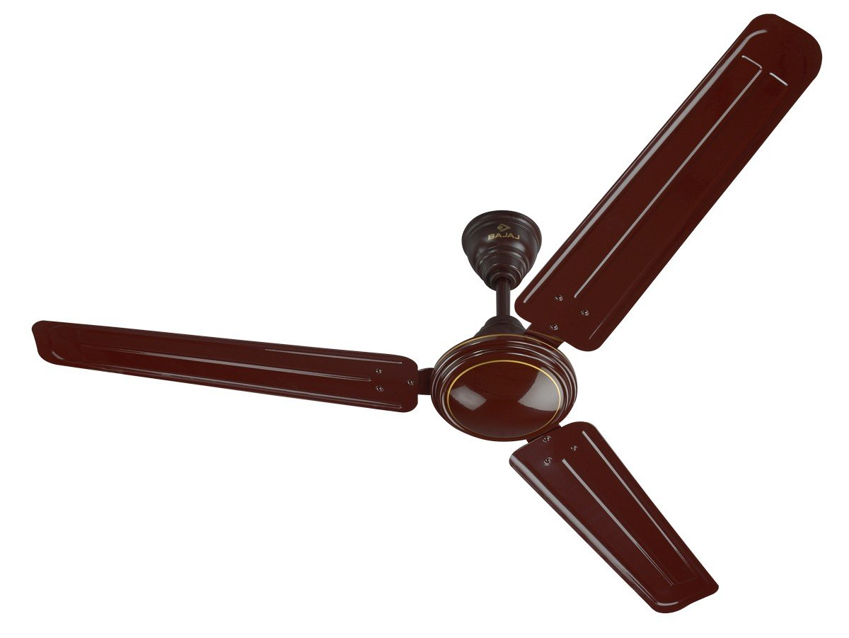 Bajaj New Bahar 1200mm Ceiling Fan Brown At Low S In India