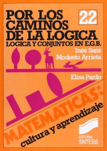 Descargar Libro Por Los Caminos De La Lógica Elisa Pardo