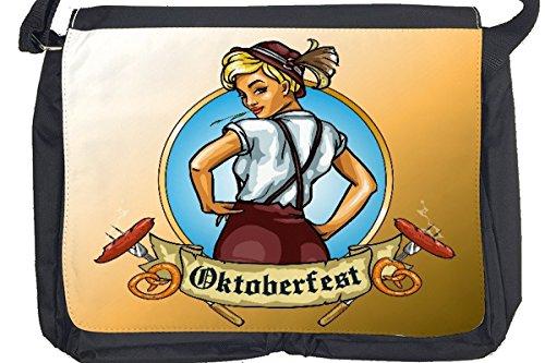 Borsa Tracolla Tour Mondiale Oktoberfest Stampato