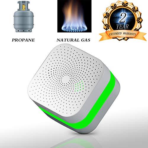 Natural Gas Detector, Methane/Propane LPG/LNG,Home Combustible Gas Leak Alarm