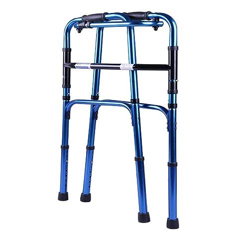 Amazon.com: Mocr - Caminero plegable para ancianos con ...