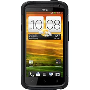 Otterbox Commuter Case HTC One X - Retail Packaging - Black (Discontinued by Manufacturer)