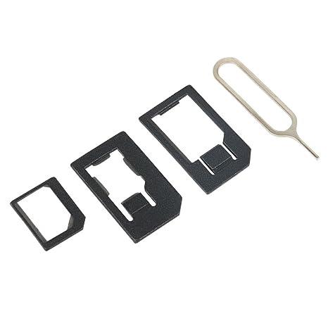 Amazon.com: hoyal 3 en 1 cortador de tarjetas SIM para ...