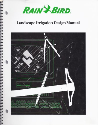 Landscape Irrigation Design Manual