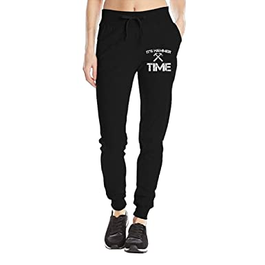 amazon com prohats it s hammer time women s full length lounge