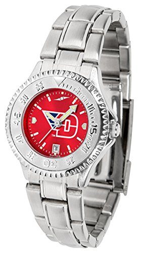 - Linkswalker Ladies Dayton Flyers Ladies' Competitor Steel Anochrome Watch