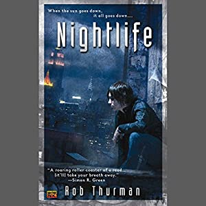 Nightlife Audiobook