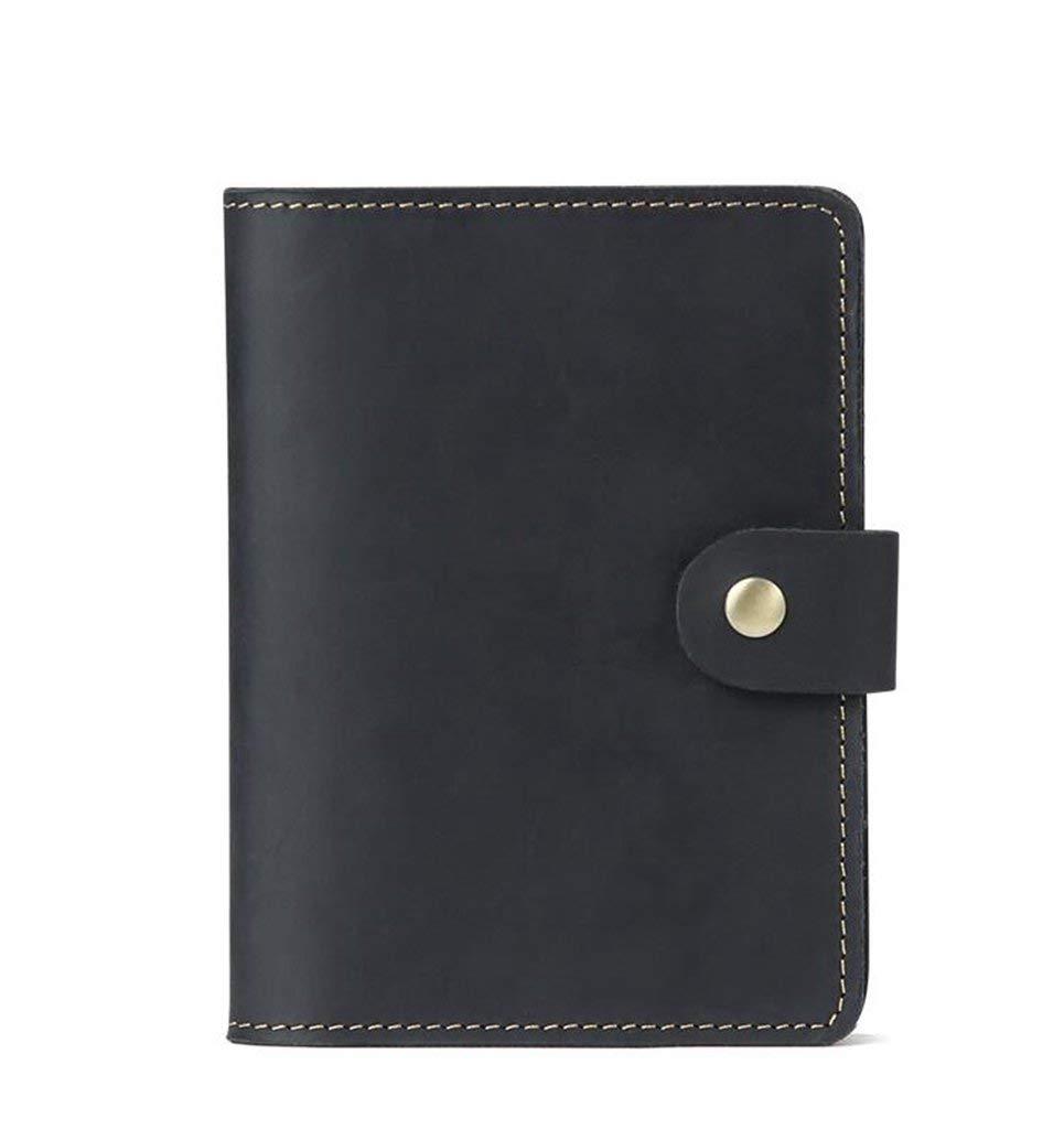 4 Soft Women's Leather Wallets RFID Blocking Vintage Design Large Capacity Handbag (color    2)
