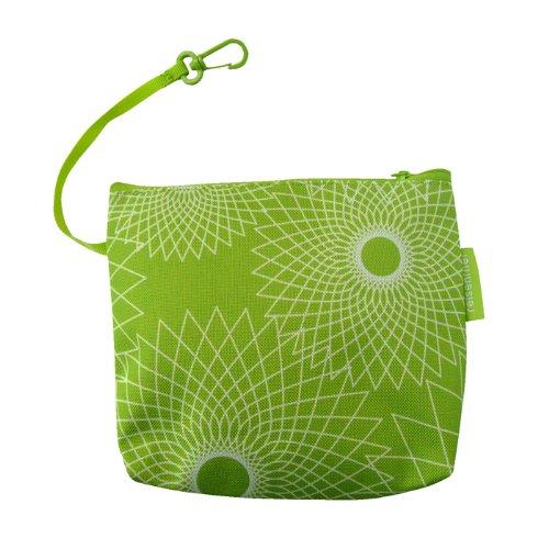 KlickFix Front Handlebar Basket Rixen & Kaul Bike basket Crystals lime green by KlickFix (Image #3)