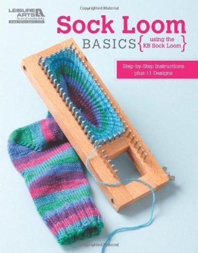 Pattern Worsted - Sock Loom Basics
