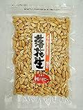 千葉県産 落花生使用 中粒 バタピー 220g チャック付き袋 ピーナッツ