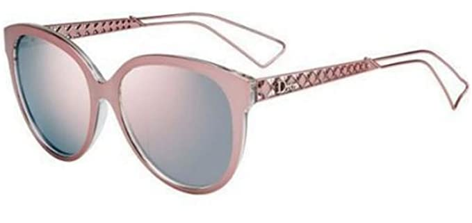 71570e6dc41 Image Unavailable. Image not available for. Colour  New Christian Dior  DIORAMA 2 S TGW OJ pink crystal gray rose mirror