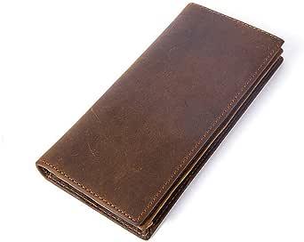 Men's Long Wallets Bifold Wallet For Men