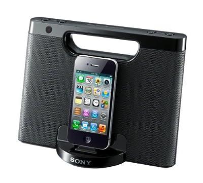 Sony RDPM iPhone/iPod Portable Speaker Dock from Sony