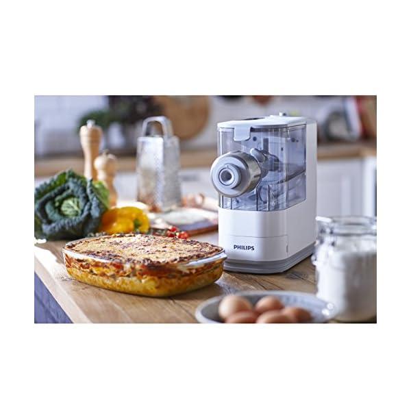 Philips HR2345/19 Viva Collection Pastamaker 150 W, Bianco 2