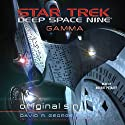 Original Sin: Star Trek: Deep Space Nine Hörbuch von David R. George III Gesprochen von: Robert Petkoff