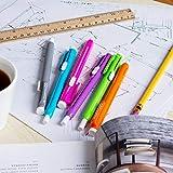 Mr. Pen- Eraser Pen, Erasers, Pack of 6, Pencil