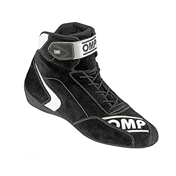 OMP OMPIC/80207144 First S-Zapatillas Negro Talla 44