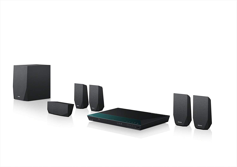 Sony BDV-E2100 - Sistema Hogar de Cine Blu-Ray (5.1 ch)