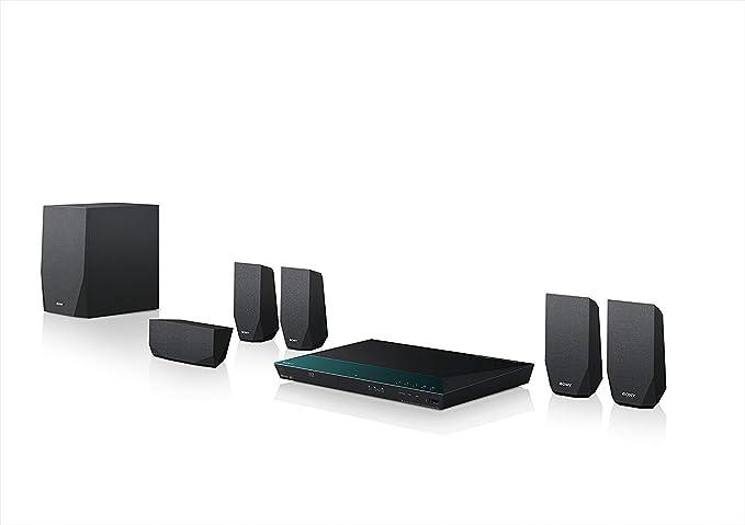Sony BDV-E2100 - Sistema Hogar de Cine Blu-Ray (5.1 ch): BLOCK ...