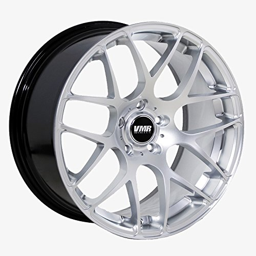 VMR V710 Hyper Silver Wheel (18x9.5