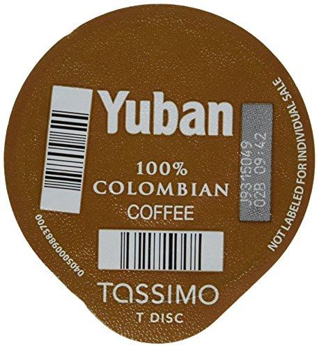 yuban tassimo pods - 4