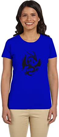 PTB W-NK246 T-Shirts Printed Short Sleeve For Women