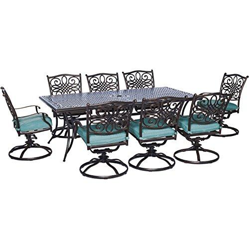 8 Seat Dining Set - 6