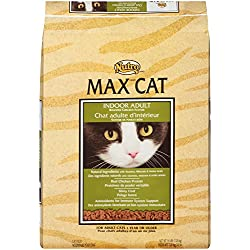 Nutro Max Cat Indoor Adult Roasted Chicken Flavor Dry Cat Food (1)16 Pounds; Rich In Nutrients And Full Of Flavor; Supports Healthy Joints & Healthy Skin And Coat
