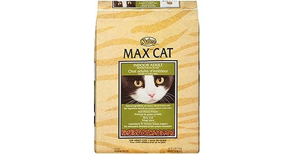 Amazon.com: Alimento seco Nutro Max para gato adulto de ...