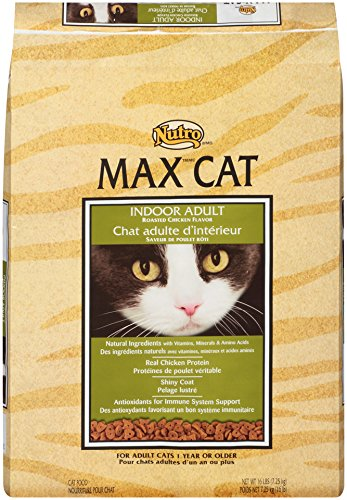 nutro-max-cat-indoor-adult-roasted-chicken-flavor-dry-cat-food-16-pounds