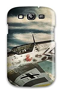 OCgYZKC7258tOBpy Tpu Phone Case With Fashionable Look For Galaxy S3 - Aircraft