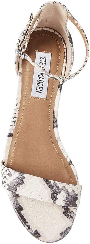 Steve Madden Womens Irenee Heeled Sandal