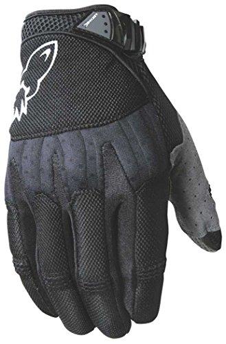 Joe Black Glove Rocket Mesh (Joe Rocket Big Bang Black Mesh Gloves - 2X-Large)