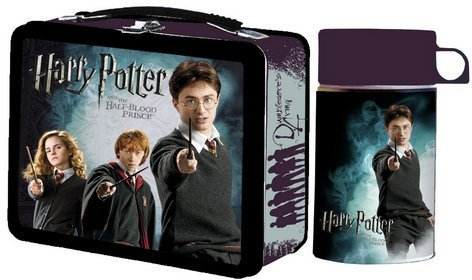 Click for larger image of Harry Potter  'Half Blood Prince' Lunchbox 'Anti-Voldemort'