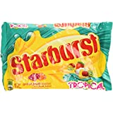 Starburst Tropical Fruit Candy, 14 Oz (Pack of 2)