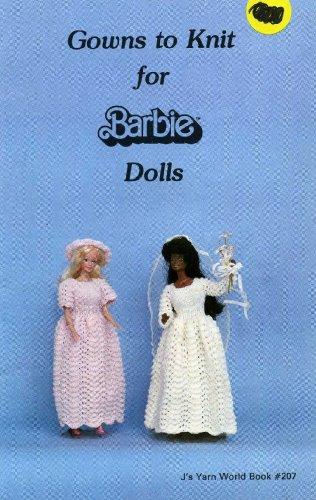 knit a barbie dress - 2